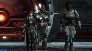 SWTOR – Planning de la semaine du 31 dec. au 6 jan. 2019