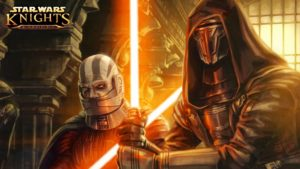 Disney, vers une série Kights of the old republic en préparation ?