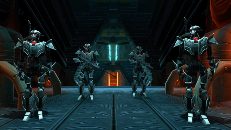 Swtor – notes de mise à jour 5.10.2a