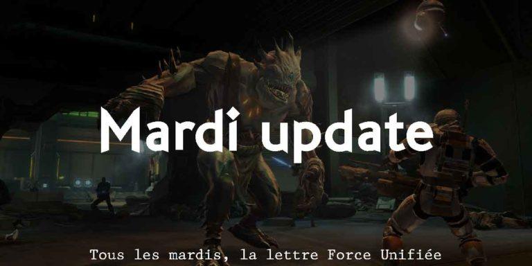 Mardi update