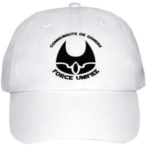 Casquette Force Unifiée