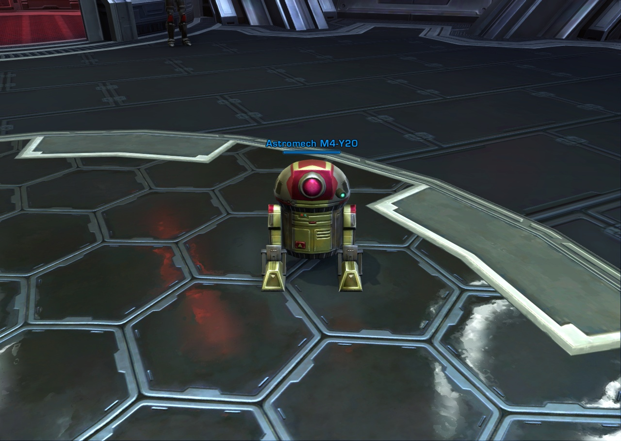 SWTOR may the 4th be with you