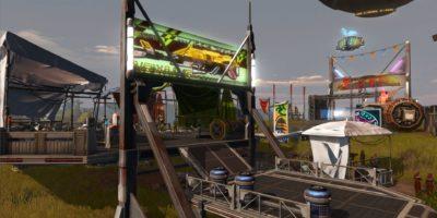 Le Rallye fonceur intergalactique est disponible sur le serveur public de test!