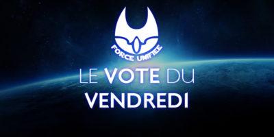 Le vote du vendredi #41