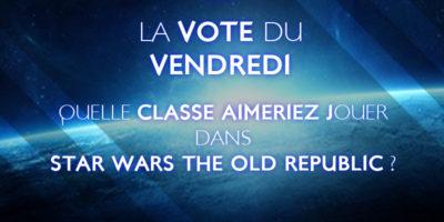 Le vote du vendredi #23