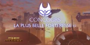 Concours, la plus belle forteresse #2