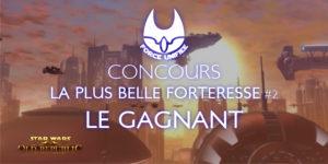 Read more about the article Concours, la plus belle forteresse #2, le gagnant