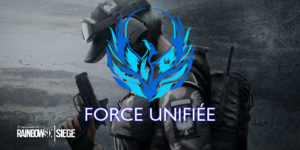 La team Force Unifiée Rainbow Six