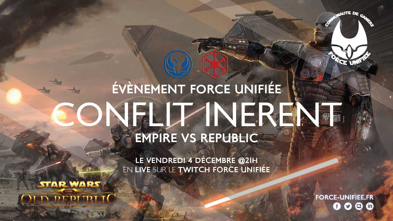 You are currently viewing Événement conflit interne