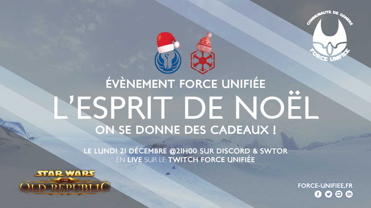 You are currently viewing L'esprit de Noël