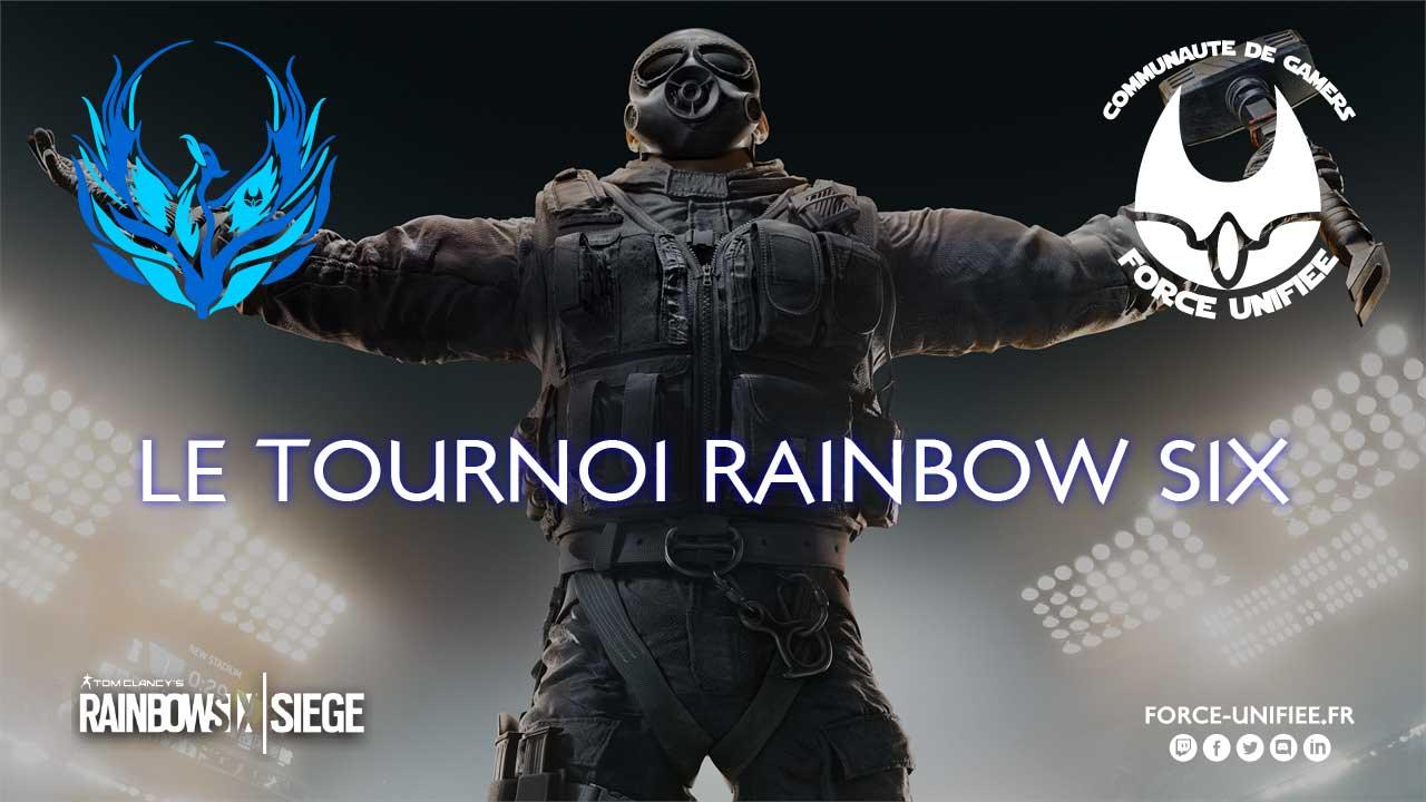 You are currently viewing Tournoi rainbow Six Force Unifiée, les phases de groupes