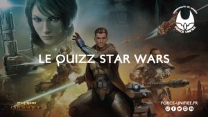 Read more about the article Le quizz Star Wars