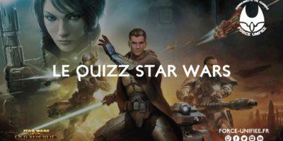 Le quizz Star Wars