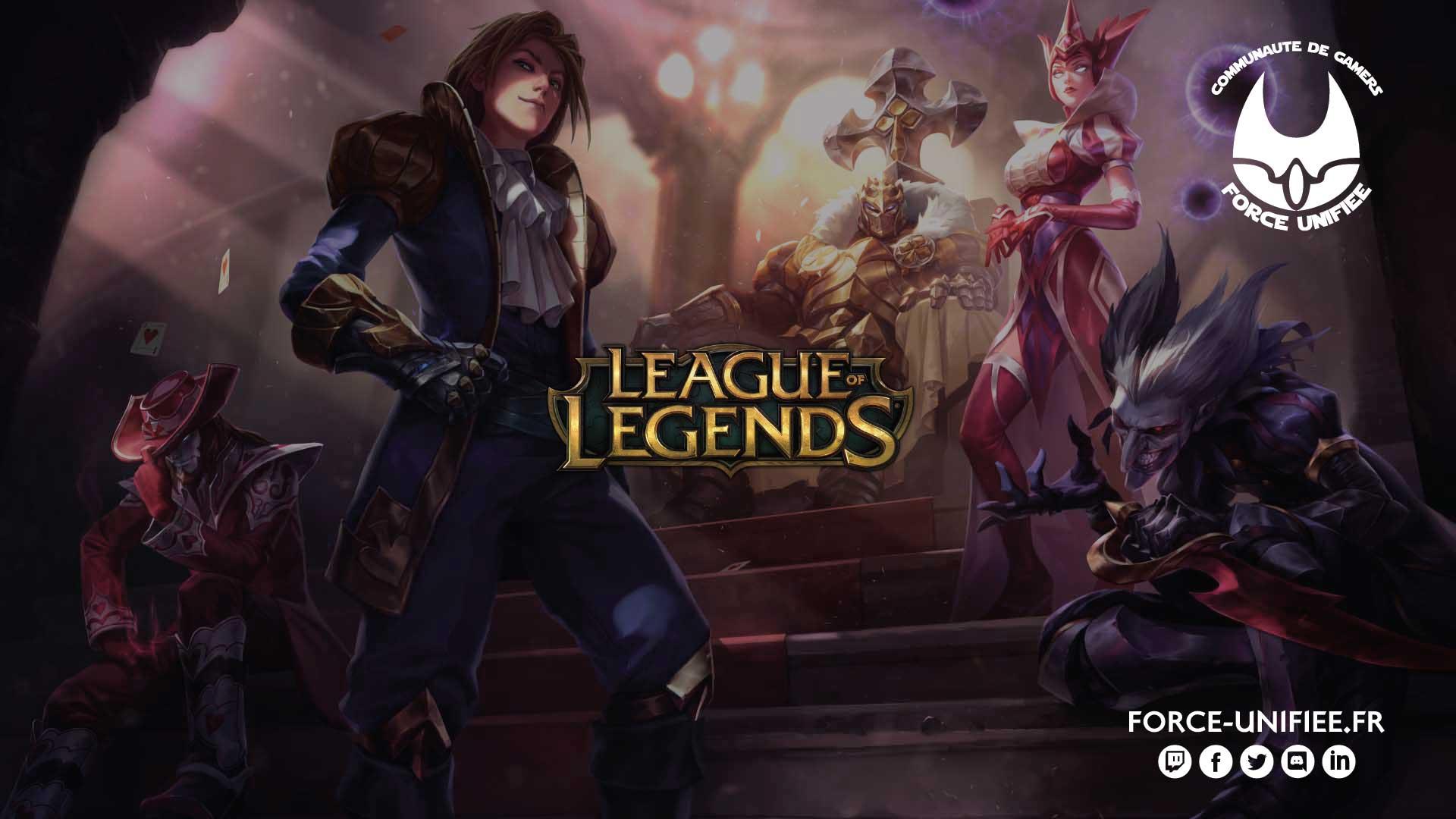 You are currently viewing League of legends, Force Unifiée recherche son chef d'équipe