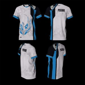 Maillot de la team Force Unifiée Rainbow Six