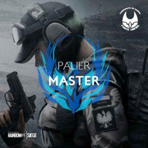 Rainbow Six palier master