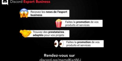 Discord Esport Business