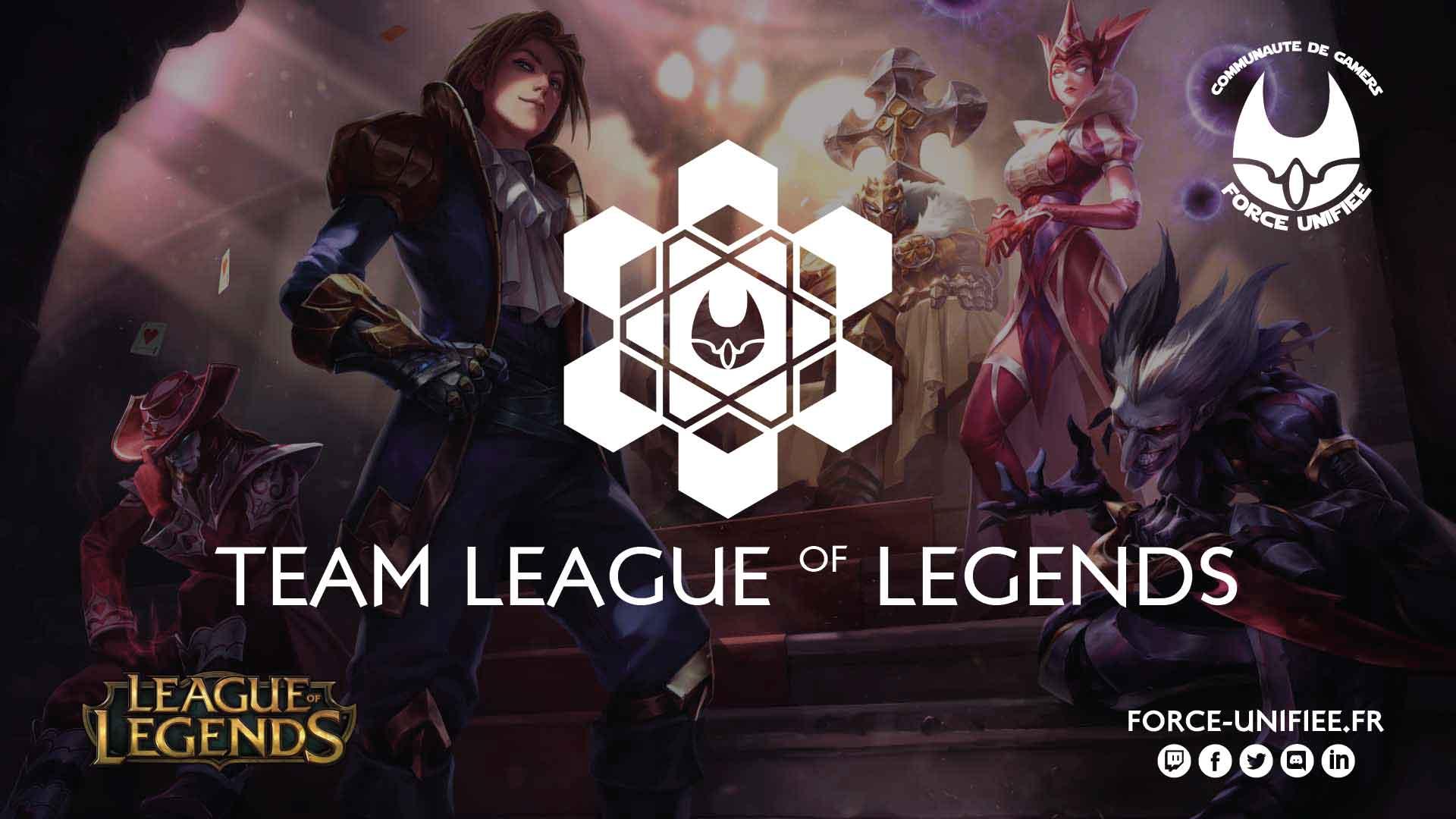 La team League of Legends