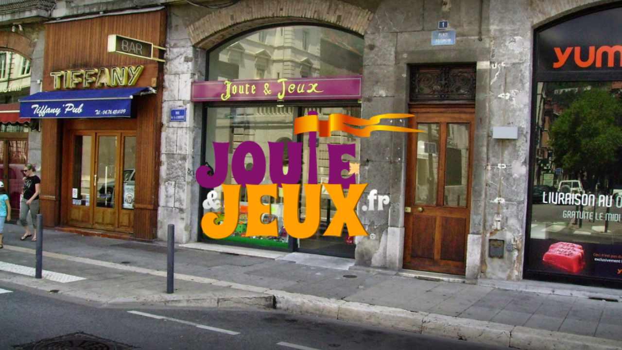 You are currently viewing Joute et jeux, boutique de négoce de jeux d'occasion à Grenoble