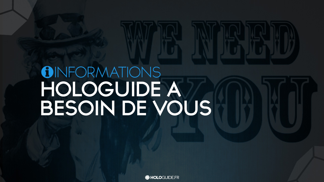 You are currently viewing Hologuide a besoin de vous !